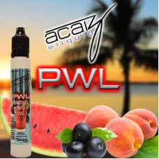 PWL (Peach Watermelon Limeade) 30ml