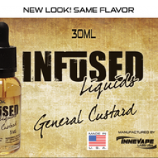 General Custard by Infused 30ml