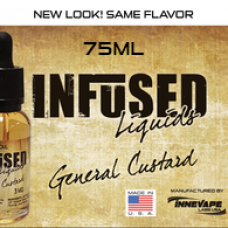 General Custard by Infused * 75 ML *